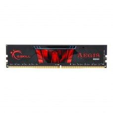 Модуль памяті  DDR4 8GB 3000 MHz Aegis G.Skill (F4-3000C16S-8GISB)1, 3000 MHz, CL16, 1.35V