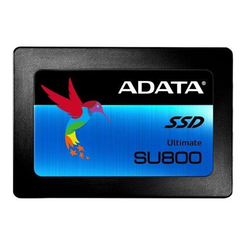 Накопичувач SSD 2.5 ADATA Ultimate SU800 512GB SATAIII 3D TLC (ASU800SS-512GT-C)