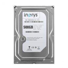 Внутрішній жорсткий диск  3.5 500GB i.norys (INO-IHDD0500S2-D1-7216) SATA, 7200 об/хв, 16 MB