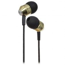 Навушники з мікрофоном (гарнітура),  AWEI K90i, Gold