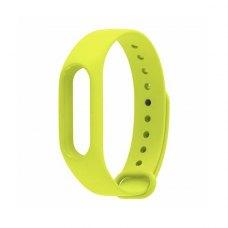 Браслет для Xiaomi Mi Band 2 (silicone) Green