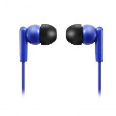 Навушники вакуумні дротові Utty UEP-151, Blue