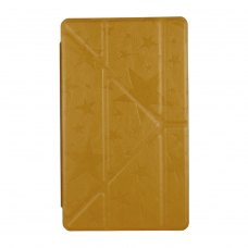 Чохол Utty Y-case Pattern Samsung Tab A T280/T285  звезда, Yellow