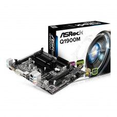 Материнська плата ASRock Q1900M Intel Celeron J1900 (2.00GHz)