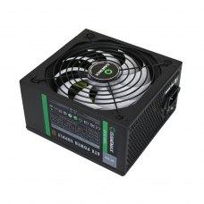 БЖ 650Вт, GAMEMAX GP-650 (GP-650) ATX 650W, коробочний, APFC, 14см вент,80+
