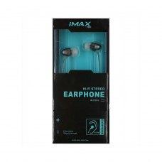Навушники з мікрофоном (гарнітура), iMAX iM-H034, Pink
