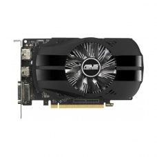 Відеокарта GeForce GTX1050 Ti 4096Mb ASUS (PH-GTX1050TI-4G) GDDR 5, 128 Bit, 1290 MHz, 7008 MHz, DisplayPort, DVI, HDMI, кулер, радиатор