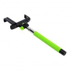 Штатив монопод для селфі Z07-5 Bluetooth + USB, Green