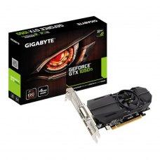 Відеокарта Gigabyte GeForce GTX 1050 Ti OC Low Profile 4GB (GV-N105TOC-4GL)