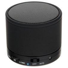 Колонка портативна S-10 Bluetooth, black