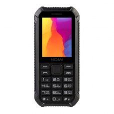 Мобiльний телефон Nomi i245 X-Treme Black