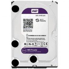 Жорсткий диск HDD 3.5 4TB Western Digital (WD40PURZ)