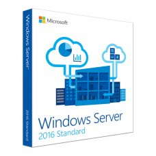 Програмне забезпечення Microsoft Windows Server 2016 Standard Edition x64 Russian 16 Core DVD ОЕМ (P73-07122)