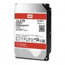 Внутрішній жорсткий диск  3.5 10.0TB WD Red NAS (WD100EFAX) SATA, 5400 об/хв, 256 MB
