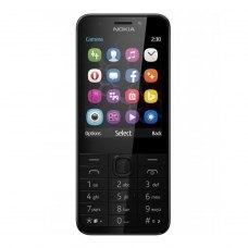 (УЦІНКА)Мобільний телефон Nokia 230 Dark Silver ** потертості на корпусі, вітринний