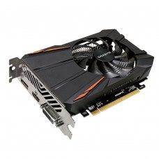 Відеокарта AMD Radeon RX 550 Gigabyte 2Gb (GV-RX550D5-2GD) 128bit GDDR5