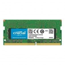 Модуль памяті SO-DIMM DDR4 4GB 2400MHz Crucial (CT4G4SFS824A)