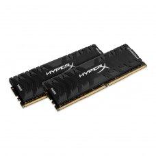 Модуль памяті, DDR4, 16GB (2x 8GB), 2400MHz, HyperX Predator Black (HX424C12PB3K2/16)