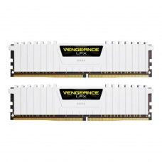 Модуль памяті, DDR4, 16GB (2x 8GB), 3000MHz, Corsair Vengeance LPX (CMK16GX4M2B3000C15W)