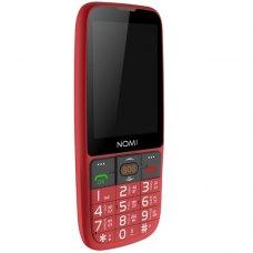 Мобiльний телефон Nomi i281 Red