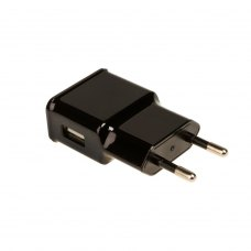 МЗП Grand-X USB 5V 1A (CH-655B) Black