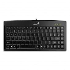 Клавіатура дротова, Genius LuxeMate 100 USB Ukr (31300725104)