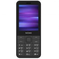 Мобiльний телефон Nomi i282 Black+Grey