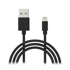 Кабель Grand-X USB-Lightning  PL01B, 1m, Black