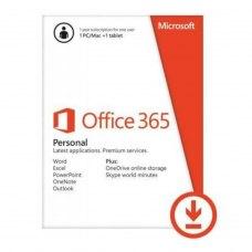 Офісний додаток Microsoft Office 365 персональний 1 ПК або Мас (електронна ліцензія) (QQ2-00004)