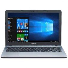 Asus VivoBook Max X541NA (X541NA-GO124) Silver 15.6 (1366x768) HD, глянцевый / Intel Pentium N4200 (1.1 - 2.5 ГГц) / RAM 4 ГБ / HDD 500 ГБ / Intel HD