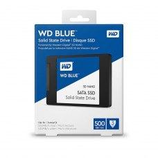 SSD Накопичувач 2.5 500GB Western Digital (WDS500G2B0A)