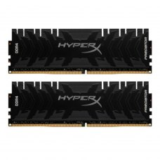 Kingston DDR4-3333 16384MB PC4-26664 (Kit of 2x8192) HyperX Predator Black (HX433C16PB3K2/16)