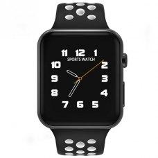 Смарт годинник - i68 mini (IPS 1.54, BT4.0, Sport, AntiScratch) (black)