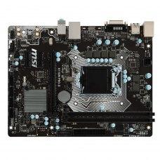 Материнська плата MSI H110M PRO-D (s1151, Intel H110, PCI-Ex16)