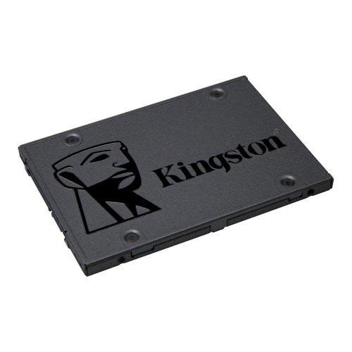 Накопичувач SSD 2.5 Kingston A400 480GB SATAIII TLC  (SA400S37/480G)