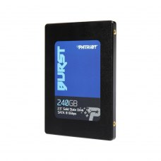 Накопичувач SSD 2.5 Patriot Burst 240GB SATAIII 3D TLC (PBU240GS25SSDR)
