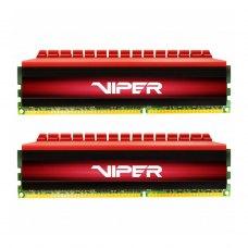 Модуль памяті DDR4 32GB (2x16GB) 3000 MHz Viper 4 Patriot (PV432G300C6K) 2, 3000 MHz, CL16, 1.35V