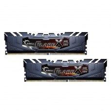 Модуль памяті DDR4 16GB (2x 8GB) 3200MHz G.Skill Flare X (F4-3200C14D-16GFX)