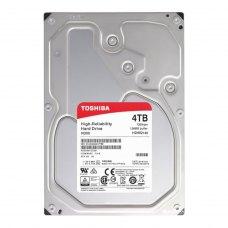 Жорсткий диск 3.5 Toshiba N300 4TB (HDWQ140UZSVA)