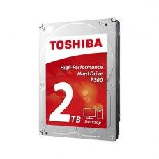 Внутрішній жорсткий дис 3.5 2TB TOSHIBA (HDWD120UZSVA)