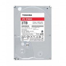 Жорсткий диск 3.5 3TB TOSHIBA (HDWD130UZSVA)