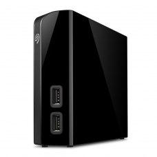 Зовнішній жорсткий диск 4TB Seagate Backup Plus Hub (STEL4000200) 3.5 USB3.0 Black