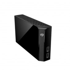 Зовнішній жорсткий диск 8TB Seagate Backup Plus Hub (STEL8000200) 3.5, USB3.0, Black