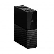 Зовнішній жорсткий диск 8TB Western Digital My Book (WDBBGB0080HBK-EESN) 3.5 USB 3.0 Black