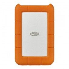 Зовнішній жорсткий диск 2TB LaCie Rugged (STFR2000800) 2.5, USB Type-C, Orange