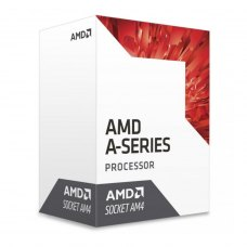 Процесор AMD A6-9500 (AD9500AGABBOX) AM4, 2 ядра, 3.50GHz, Radeon R5 series, L2: 1MB, 28nm, 65W, BOX, Excavator