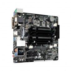 Материнська плата ASRock J4205-ITX mITX, З вбудованним процесором, Intel, Intel Quad-Core Pentium J4205 SoC, Intel, SO-DIMM DDR3, 16GB, 1x PCI-Eх 2.0