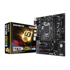 Материнська плата Gigabyte GA-Q270M-D3H Socket 1151 (GA-Q270M-D3H)