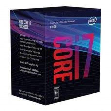 Процесор Intel Core™ i7-8700K (BX80684I78700K) Intel UHD 630, s1151, 6 ядep, 3.70GHz, Box