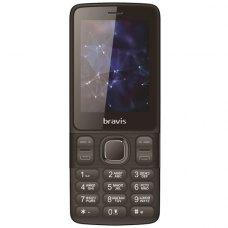 Мобільний телефон  BRAVIS C240 Middle Dual Sim Black